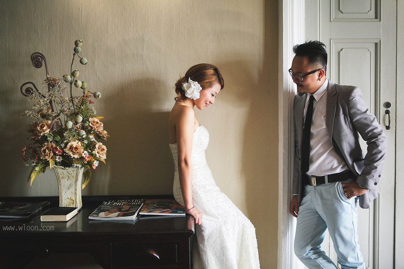 penang heritage hotel pre wedding
