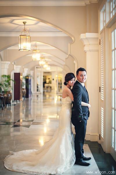 e&o pre wedding