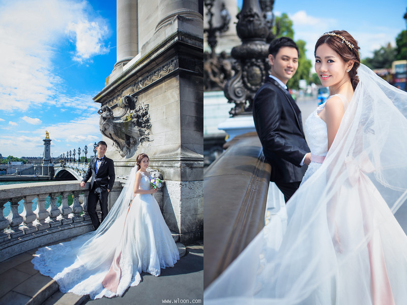 paris pre wedding