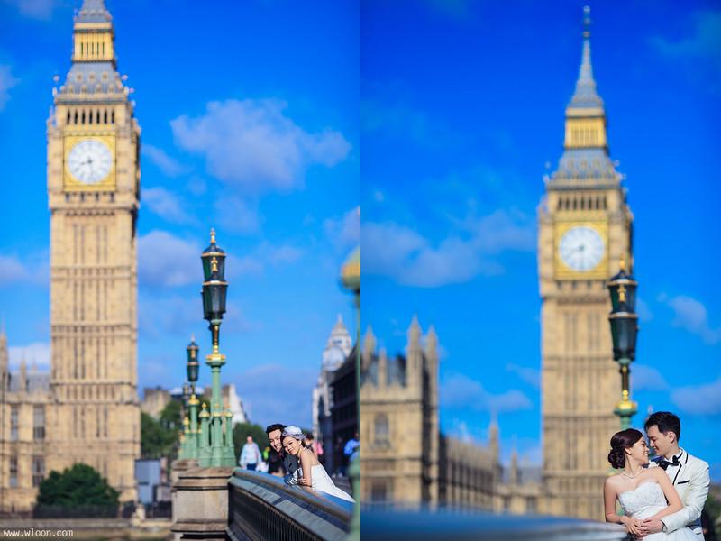 london pre wedding