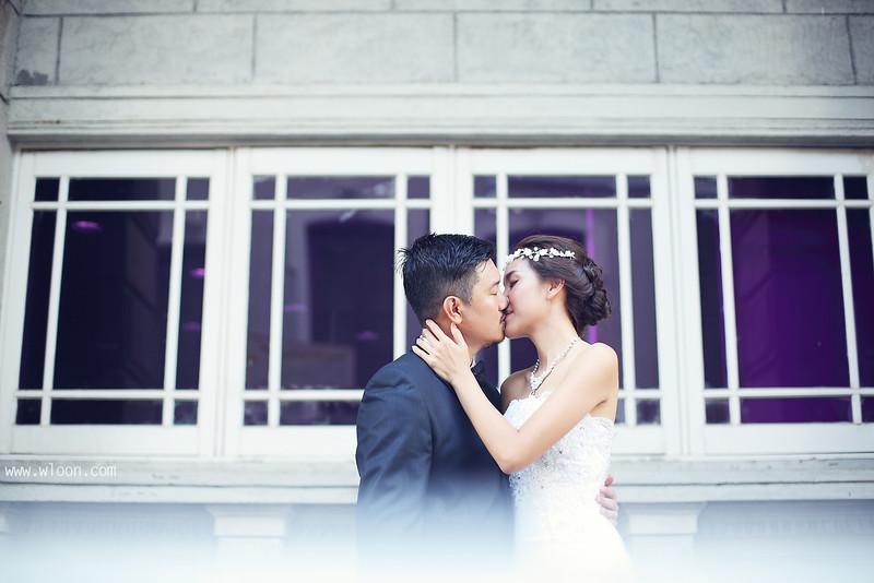 chic pre wedding