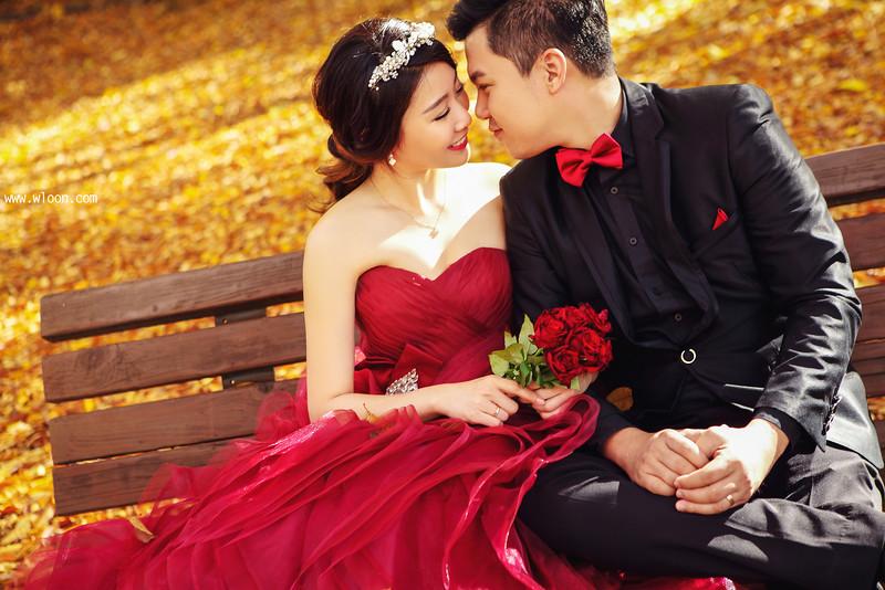 korea pre wedding