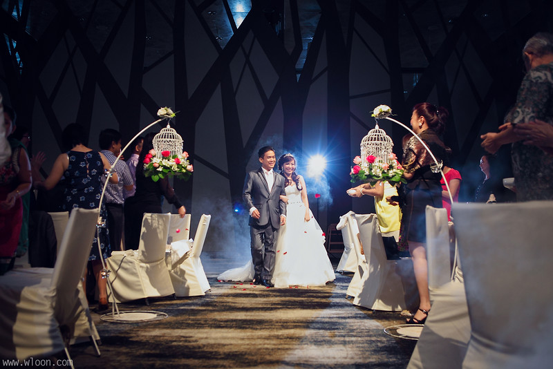 Singapore Crowne Plaza Hotel Wedding