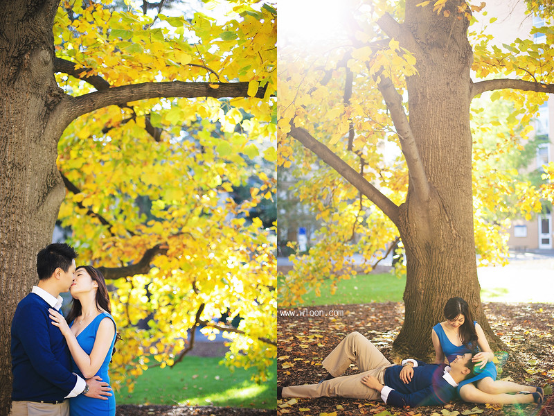 University of Melbourne Pre Wedding