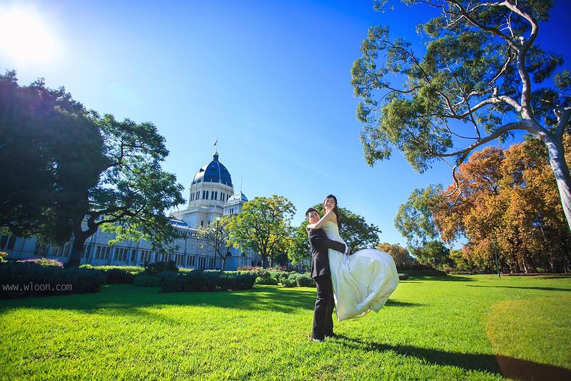 Melbourne Pre Wedding