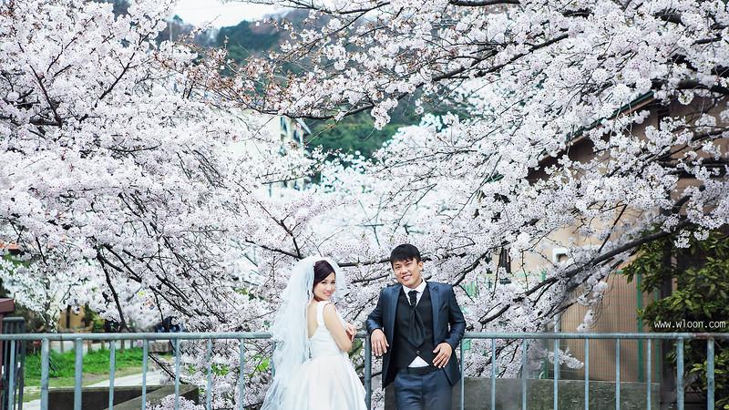 kyoto pre wedding