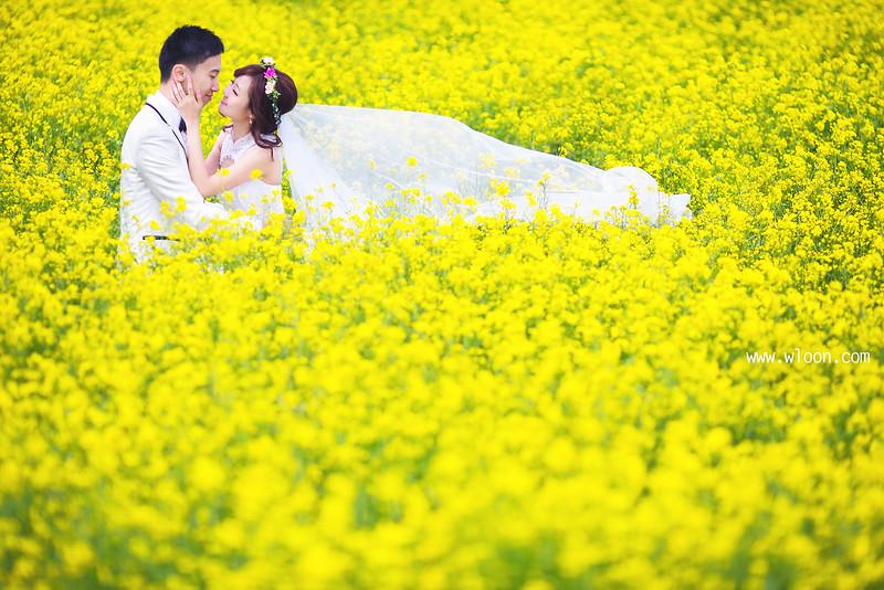 Jeju pre wedding